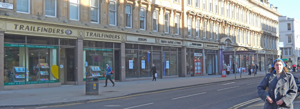 Available Commercial Properties Glasgow | Commercial Property Letting